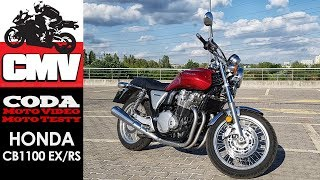 CMV Moto Testy: Honda CB1100 EX / CB1100 RS - test, opinia, recenzja, jazda testowa