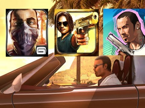 All Gangstar Games IOS / Android / Mobile