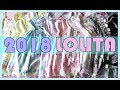 ♡ My Lolita Wardrobe! Dresses 2018 ♡