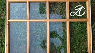 Как утеплить окно вокруг рамы (по периметру). Утепление окон(http://ali.pub/v5ywq - Уплотнительные ленты для окон и дверей. На веранде были вставлены новые деревянные окна. По..., 2014-09-09T17:25:02.000Z)