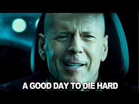 """Download A Good Day to Die Hard - """"Car Chase"""" Clip"""