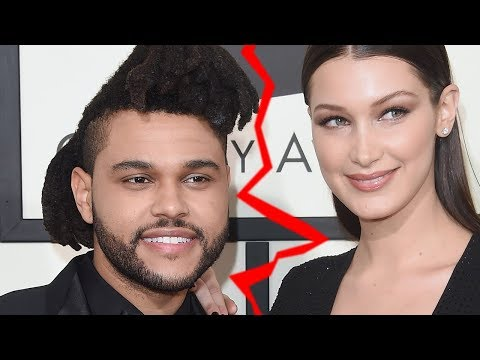 Bella Hadid & The Weeknd BREAKUP!?