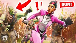 ESCAPE the ZOMBIE HORDE or ELSE!? FINALE! (Fortnite Infection Chapter 3)