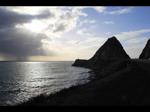 Mugu Rock and Point Mugu, California