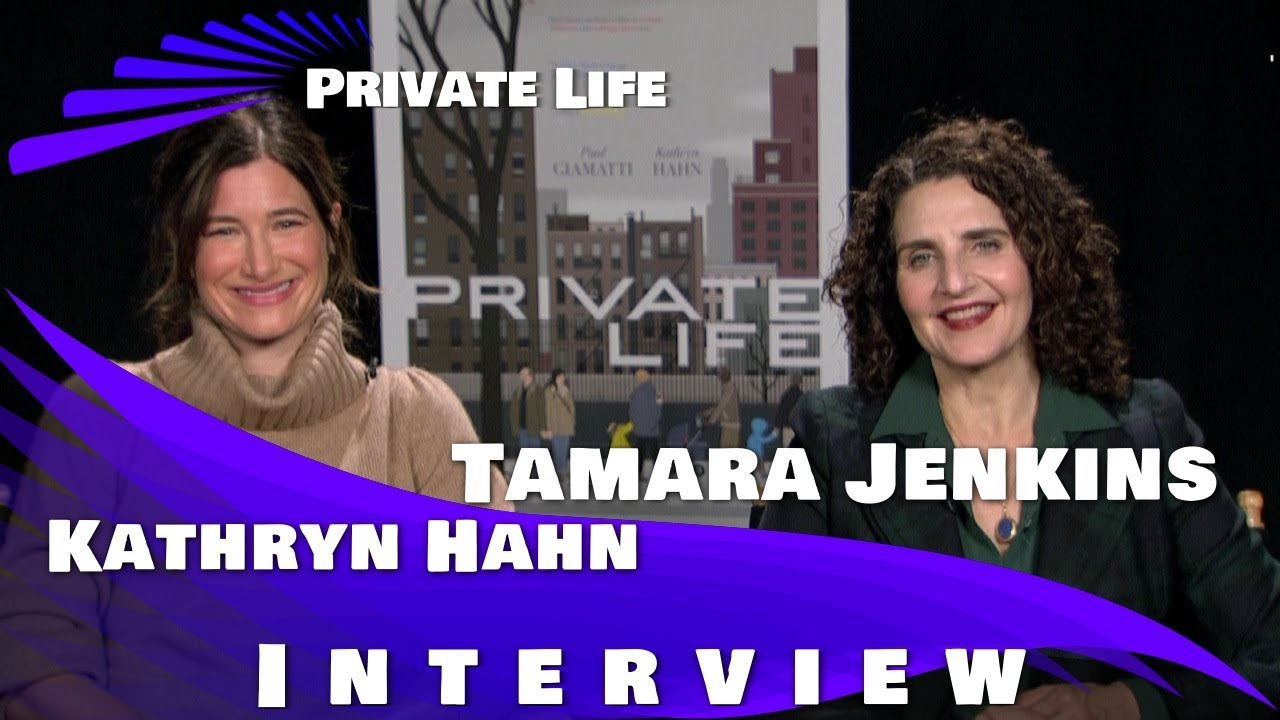 'Private Life' – Now Streaming on Netflix