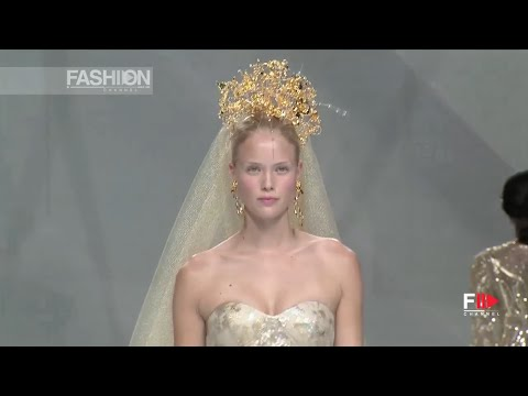 NAEEM KHAN Bridal 2016 | Barcelona Bridal Fashion Week by Fashion Channel