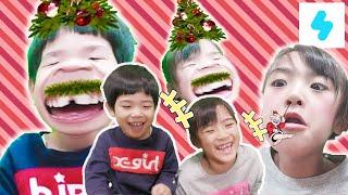 今年もクリスマスバージョンのSNOWであそびました。 あさひとぎんたのお気に入りは口がおおーきくなるスタンプです。 たのしすぎてずーっと口...