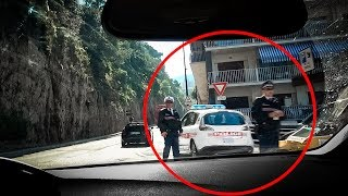 Angry Monaco Cops:  DELETE THE FOOTAGE OR GO TO PRISON
