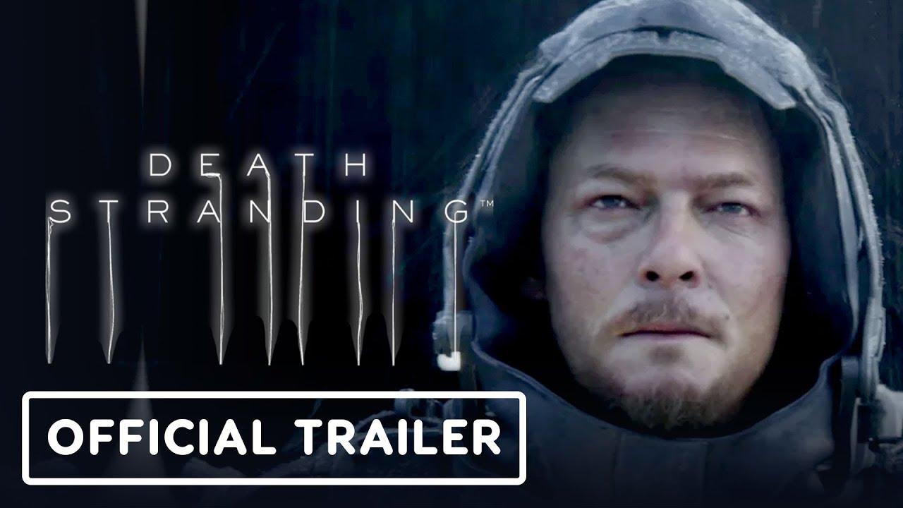 Death Stranding - Official Cinematic Trailer