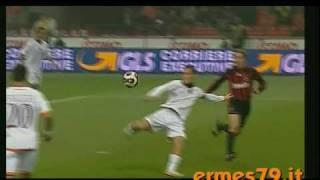 Milan Roma 1-2 - Stagione 2006/07