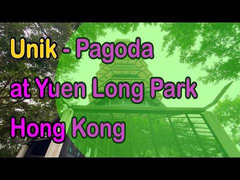uniknya-pagoda-di-yuen-long-park