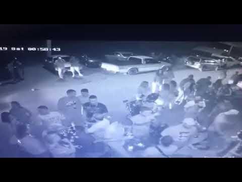Gaby Calderon - Publican video de presunto Tiroteo en Luquillo, Puerto Rico
