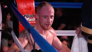 MICHAEL HEDGES VS JAMIE QUINN - BLACK FLASH PROMOTIONS | EVERTON RED TRIANGLE | LIVERPOOL