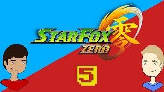 Star Fox Zero: An Old Fiend - Part 5