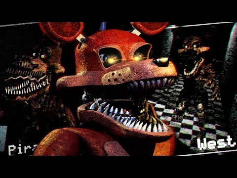 NIGHTMARE FOXY FOUND IN PIRATE COVE! || Five Nights at Freddys VR thumbnail