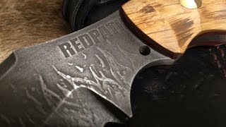 HOW TO ACID ETCH A KNIFE BLADE: FULL TUTORIAL