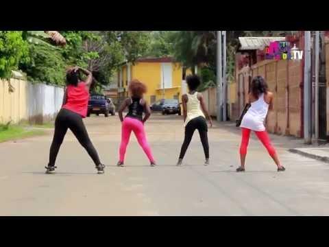 SWEET DANSE ( groupe de danse Gabonais) vol 1 by actu danse Gabon