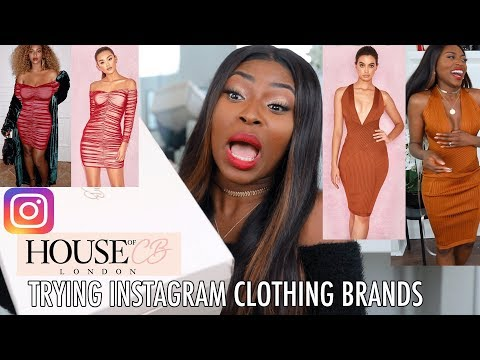 TRYING BEYONCES FAVOURITE INSTAGRAM BRAND HOUSE OF CB! IS IT WORTH THE $$$$