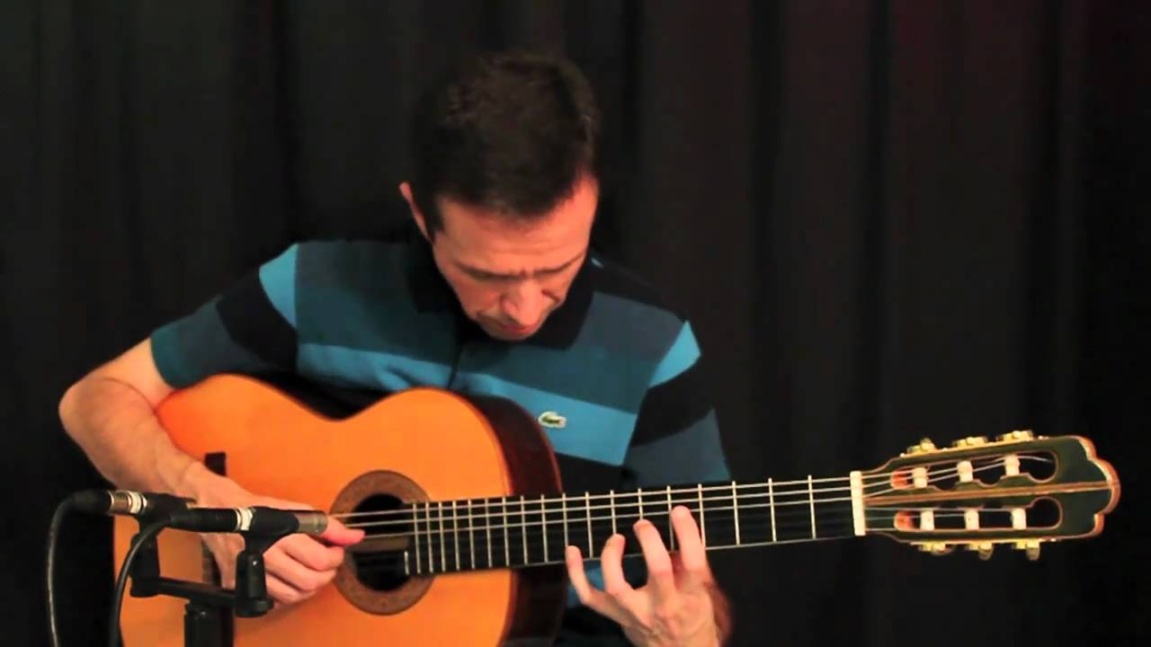 Blessed Assurance Solo Jazz Guitar Youtube