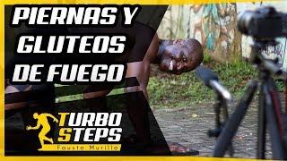 PIERNAS Y GLÚTEOS DE DE FUEGO ( NIVEL AVANZADO)