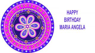 MariaAngela   Indian Designs - Happy Birthday