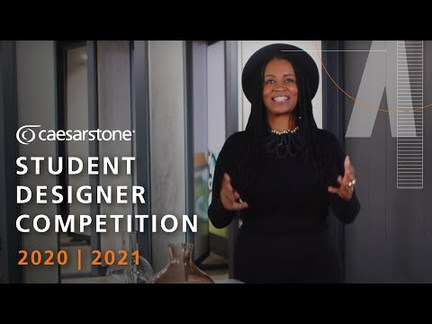 Caesarstone is looking for the best young designer in South Africa!