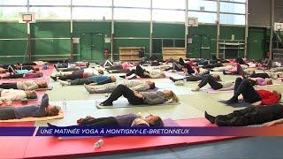 Yvelines | Une matinée Yoga à Montigny-le-Bretonneux