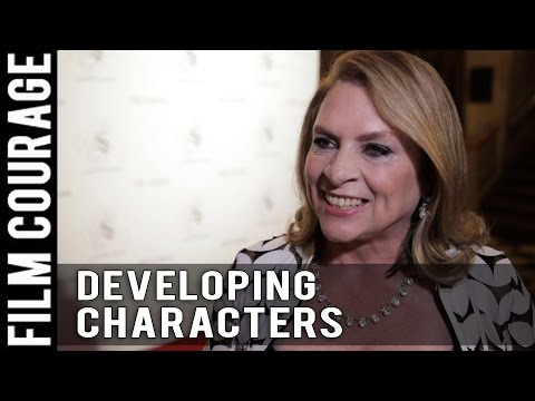 A Screenwriter Is Always Developing Their Characters by Constanza Romero