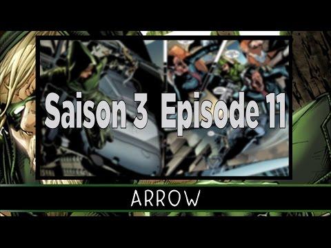 Review - Arrow Episode 11 Saison 3 (avec Spoilers)