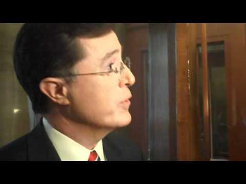 Stephen Colbert Talks Citizens United At FEC
