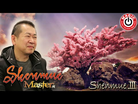 Yu Suzuki interview (MAGIC 2016) by Shenmue Master - Shenmue 3