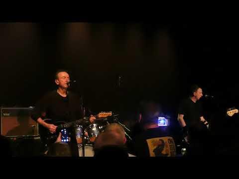 Hugh Cornwell - 5 Minutes - Live at The Met, Bury 17.11.19