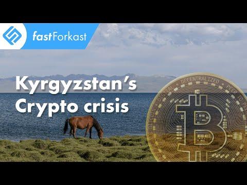 Kyrgyzstan Tackles Illegal Crypto Mining