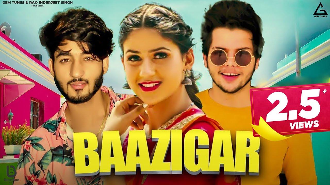 Baazigar (Full Song) - Pranjal Dahiya | Keshav Jangra| New Haryanvi Songs Haryanavi 2019