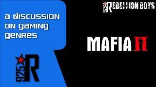 Gaming Genres - PodBoys Episode 7 (Mafia 2 Edition)