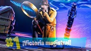 MI PRIMERA PARTIDA TRAS EL DESPEGUE DEL COHETE en FORTNITE: Battle Royale!! - Agustin51