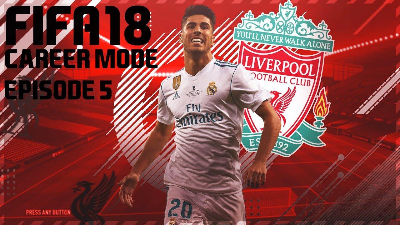Fifa 18 Liverpool
