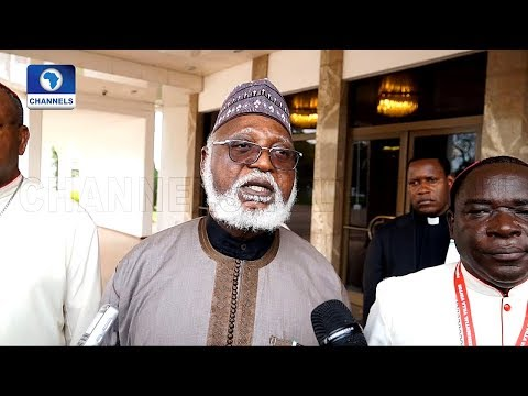 Abdulsalami Reveals What NPC Discussed With Buhari
