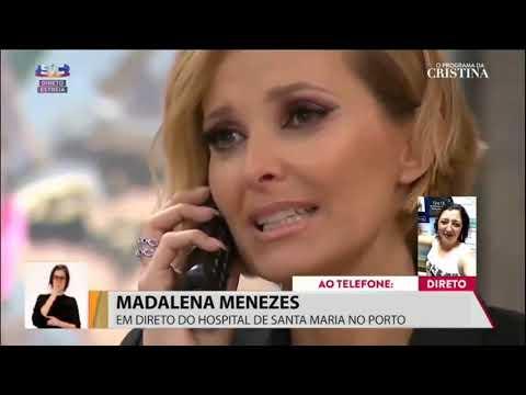 Madalena Menezes liga a Cristina Ferreira