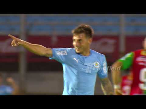 Boston River Montevideo City Goals And Highlights