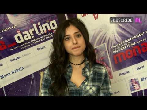 Suzanna Mukherjee interview for film Mona Darling