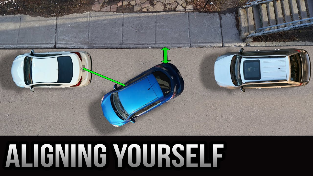 nj driving test parallel parking space