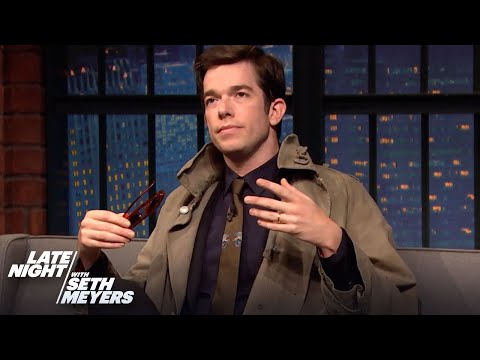 John Mulaney and Seth Discuss the Role of Ghosts in the Election