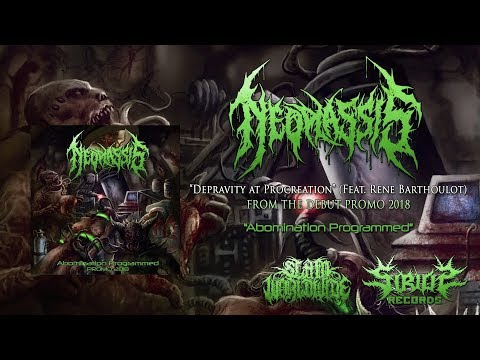 NEOPLASSIS - DEPRAVITY AT PROCREATION (FEAT. RENE BARTHOULOT) [DEBUT SINGLE] (2018) SW EXCLUSIVE Mp3