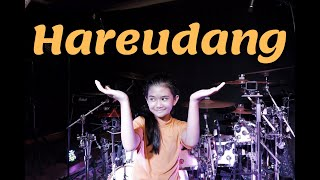 DJ Hareudang - Nestapa/Vita Alvia Drum Cover By Aisya Soraya