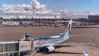 #tripreport | 4K | Salmon-Thirty Salmon to Vancouver, Canada