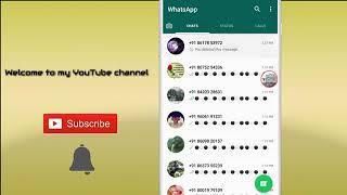 WhatsApp ac için bağlantı oluşturma
