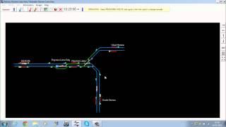 Railway Signalling Simulator - Rayners Lane