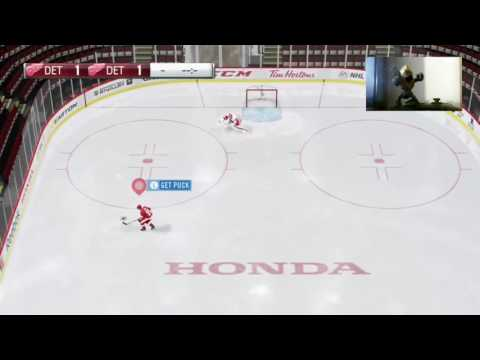 How to NHL 17 (pt 9): Skater Controls in-depth (basic & advanced)