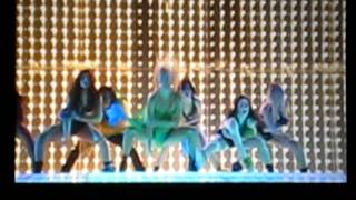 Glee Live Concert - Slave 4 U Heather Morris